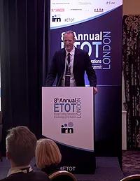 Speak at ETOT